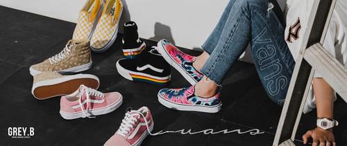 GREY.B Original Sneakers & Apparels