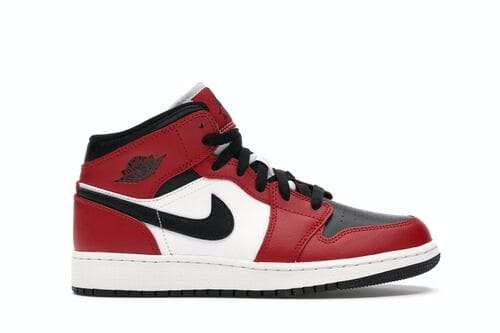 KOP Air Jordan 1 Mid Chicago