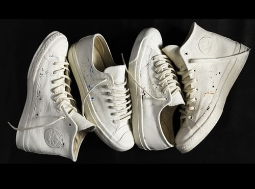 Những đôi giày Iconic của thế giới - Converse