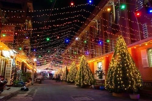 Noel đi đâu? Địa điểm vui chơi nào hot trong ngày lễ Giáng Sinh?
