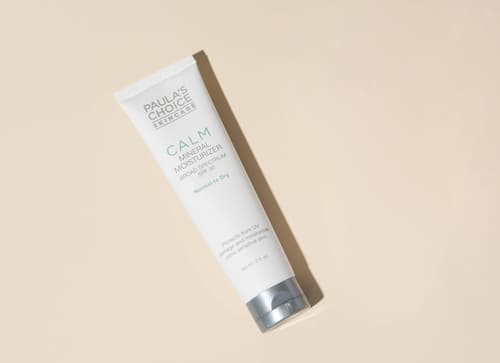 Paula's choice Calm Mineral Moisturizer Broad Spectrum SPF 30 Normal to Dry