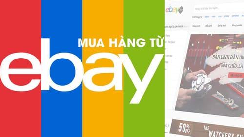 Tự mua hàng eBay