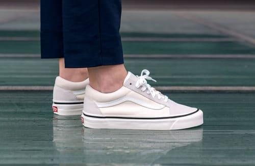 """Vans - Đôi giày của những """"Nghệ sĩ đường phố"""""""