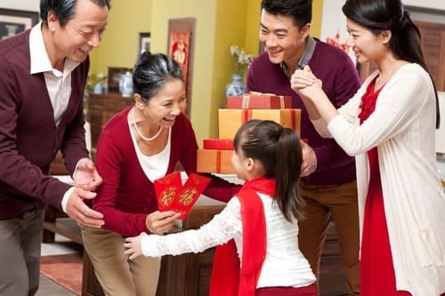 Ý nghĩa của việc tặng quà tết trong dịp đầu năm mới