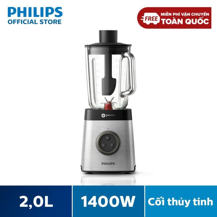 Máy xay sinh tố Philips HR3652 (2L)