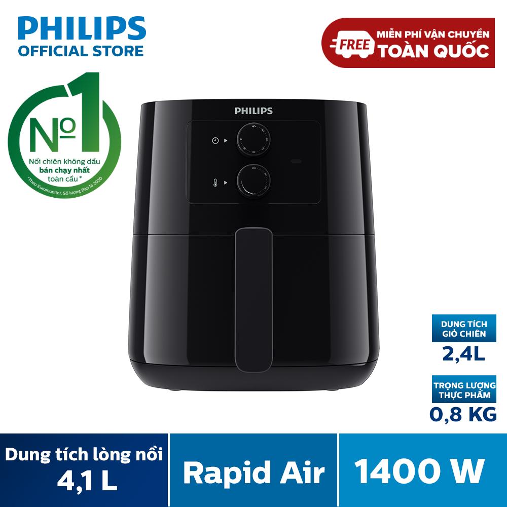 Nồi chiên không dầu Philips HD9200 (4.1L)