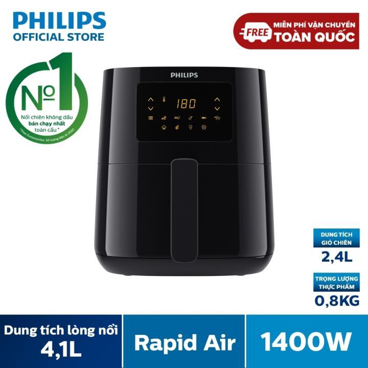 Nồi chiên không dầu Philips HD9252 (4.1L)