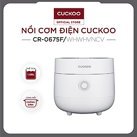 Nồi cơm điện Cuckoo CR-0675FW (1,08L)