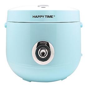 Nồi Cơm Điện Nắp Gài Happy Time Sunhouse HTD8522G (1.2 lít) – Xanh – Hàng chính hãng