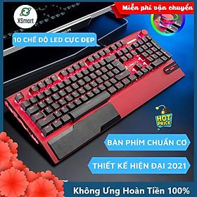 Bàn Phím Cơ Gaming XSmart K1000 RGB