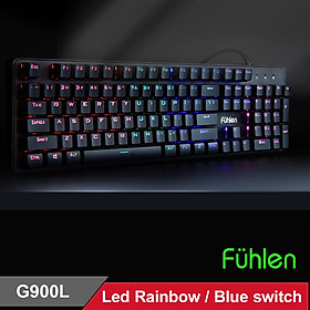 Bàn phím cơ gaming Fuhlen G900l