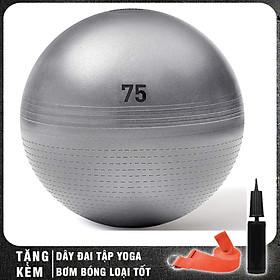 Bóng tập Yoga Adidas ADBL11247 (75cm)