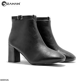 Boots nữ mũi vuông BOOTS25 (7cm)