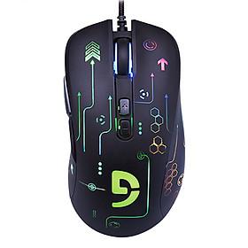 Chuột Gaming Fuhlen G90s RGB