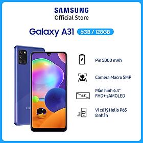 Điện Thoại Samsung Galaxy A31 (128GB/6GB)