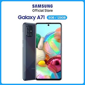 Điện Thoại Samsung Galaxy A71 (8GB/128GB)