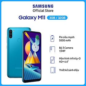 Điện Thoại Samsung Galaxy M11 (3GB/32GB)