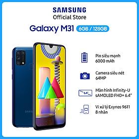 Điện Thoại Samsung Galaxy M31 (6GB/128GB)