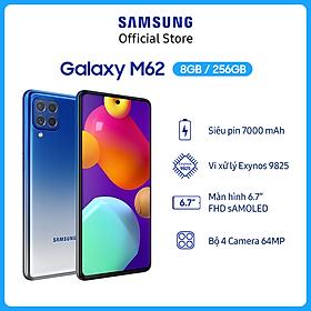 Điện Thoại Samsung Galaxy M62 (8GB/256GB)