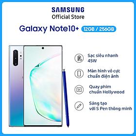 Điện Thoại Samsung Galaxy Note 10 Plus (256GB/12GB)