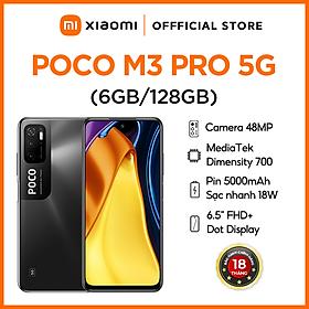 Điện thoại Xiaomi POCO M3 Pro 5G