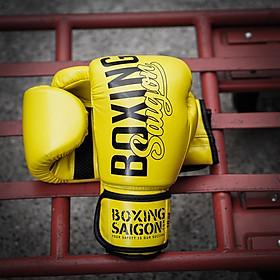 Găng tay Boxing Saigon Inspire (Yellow)