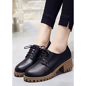 Giày boot nữ oxford GBN2801