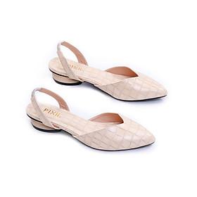 Giày Búp Bê Bệt Quai Hậu Mũi Nhọn Pixie X715