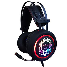 Tai nghe Gaming chụp tai G-NET H99