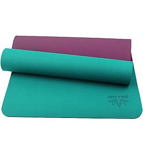 Thảm Tập Yoga Zera Mat 2 Lớp (8mm)
