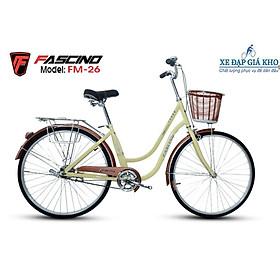 Xe Đạp Phổ Thông 26 INCH FASCINO FM26